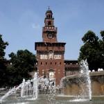 www.visiteguidatemilano.com Neiade Castello Sforzesco