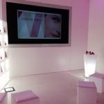 Spazio Theca - monitor sala conferenza